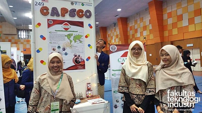 Teknik Kimia Universitas Ahmad Dahlan (UAD) i-FINOG 2019