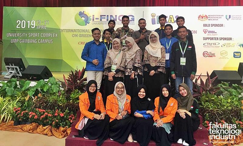 i-FINOG 2019 Universitas Ahmad Dahlan (UAD)