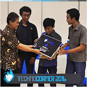 juara 2 tecnocroner ugm 2016